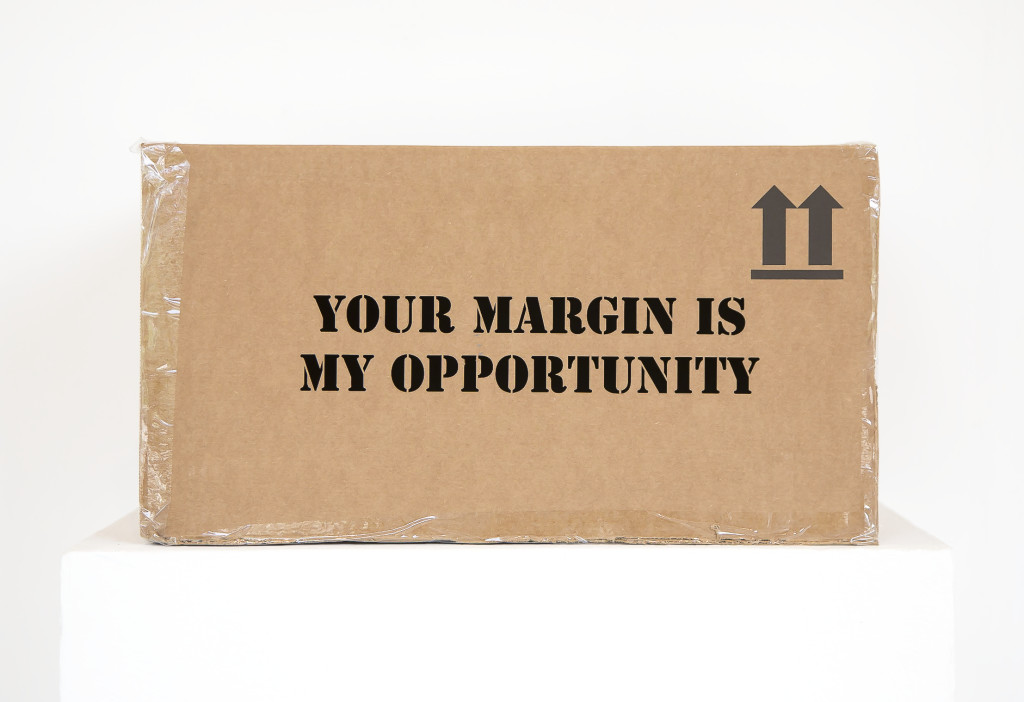 Your margin is my opportunity